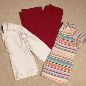 Ralph Lauren size 6 girls bundle